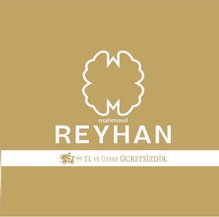 Reyhan kuruyemiş Logo