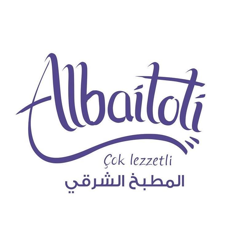 Albaitoti lokantası Logo