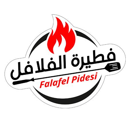 Falafel Pidesi Logo