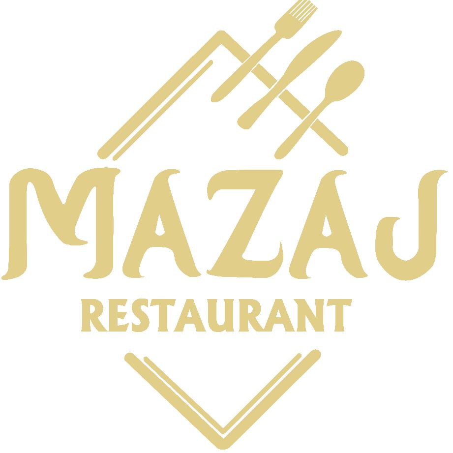 Mazaj Restaurant & Cafe Logo