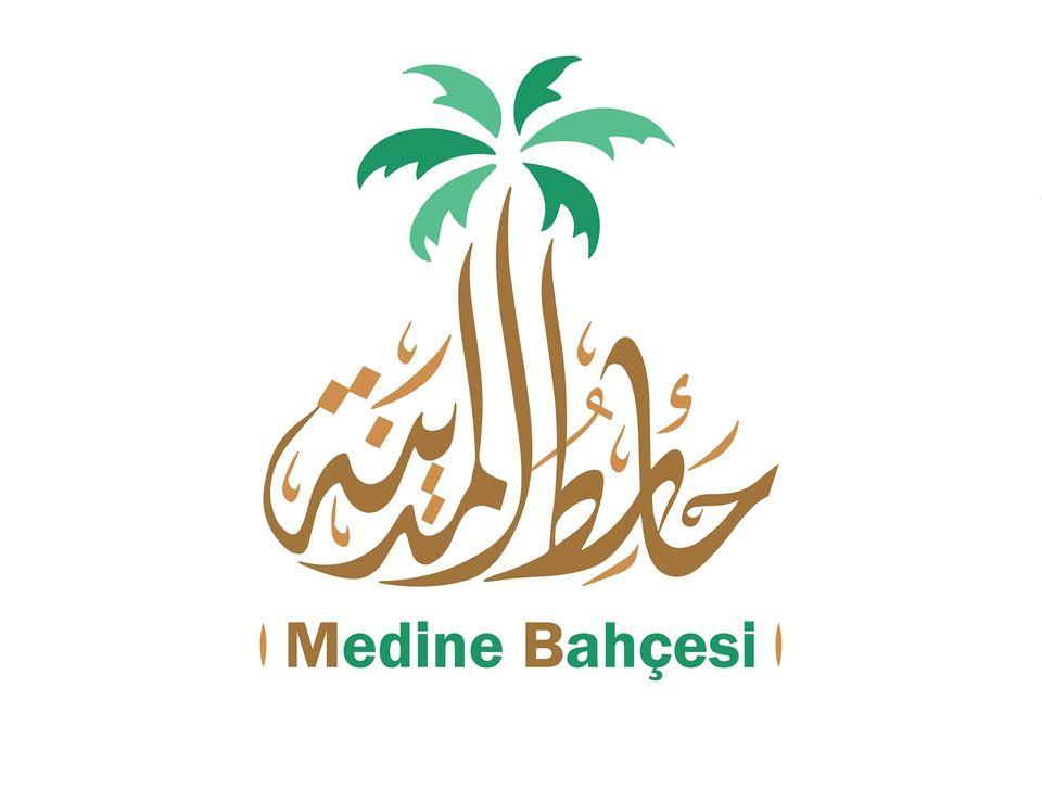 Medine Bahçesi Hurma Logo