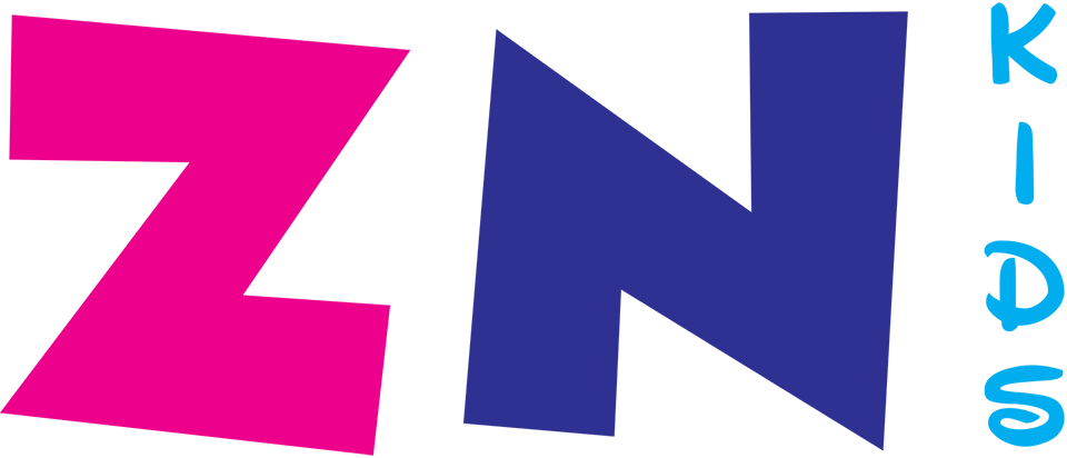 Z N Kids Logo
