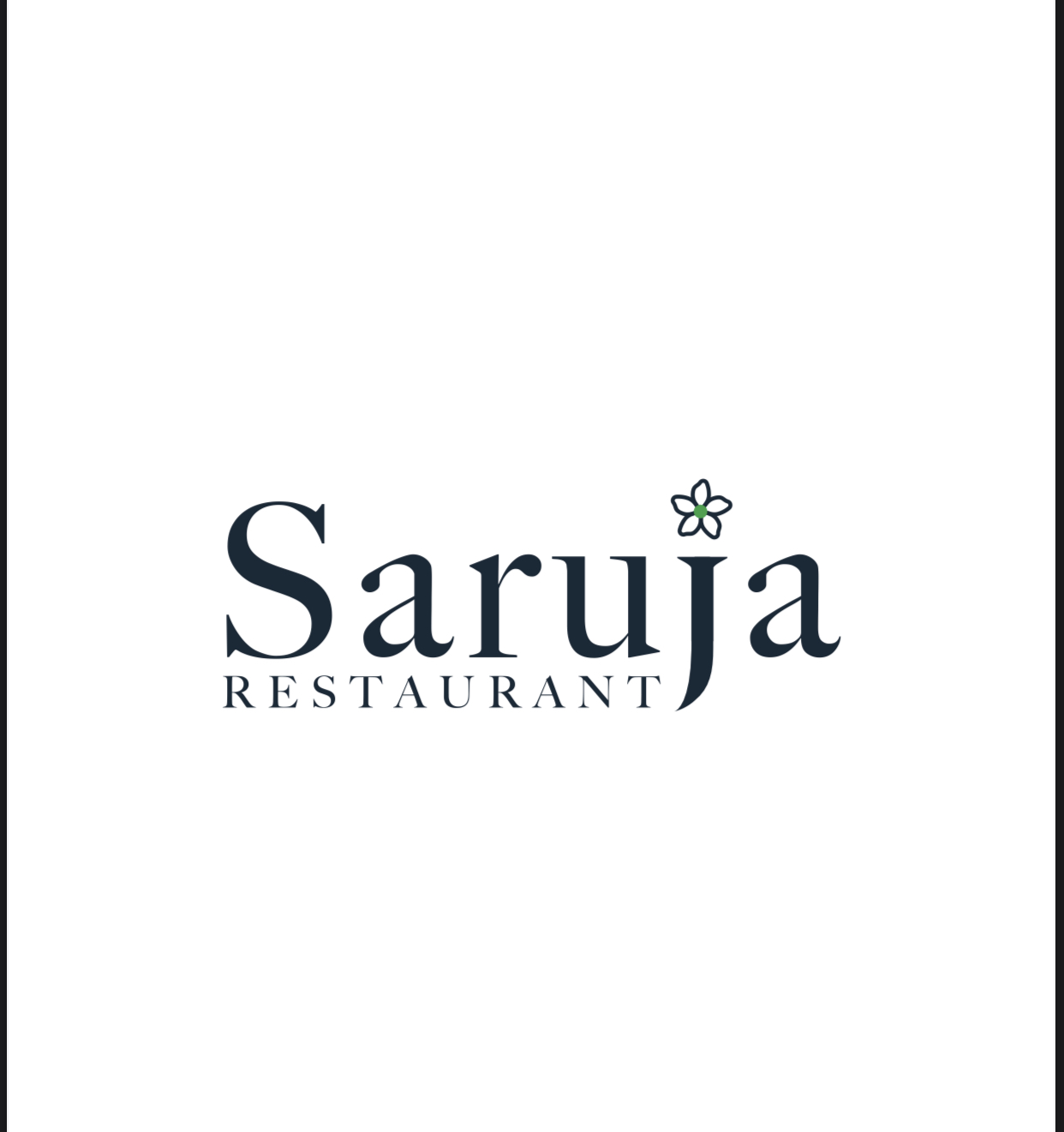 Saruja Fatih Logo